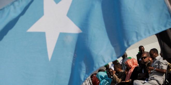 'Democratically' elected Somali President