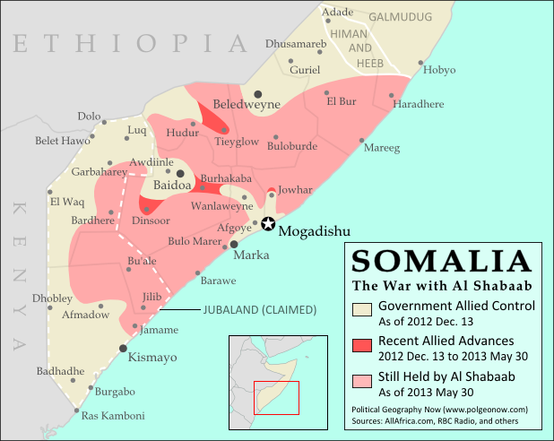 African Terrorism With Global Ambitions: The Story of Al-Shabab