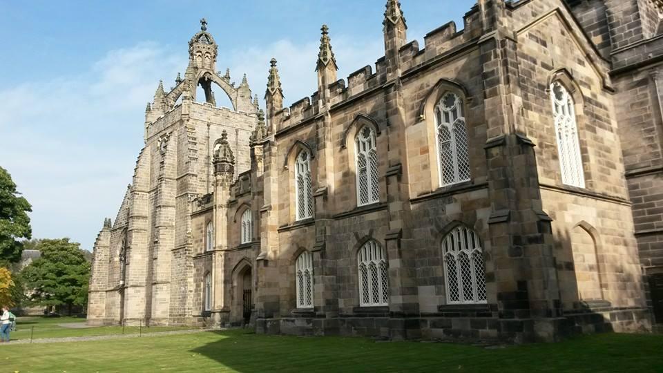 Study Abroad: Scotland