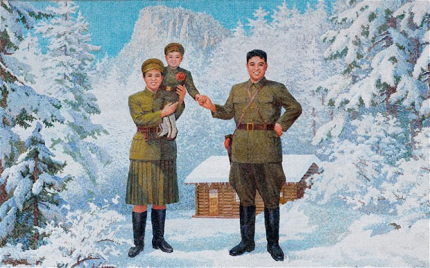 No White Christmas for Kim Jong-un?