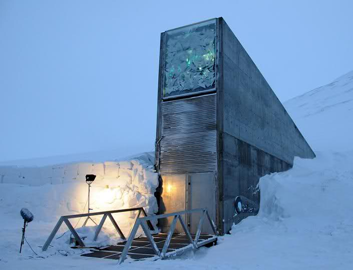 Svalbard Global Seed Vault: What Does the Future of Agrarian Culture Look Like?
