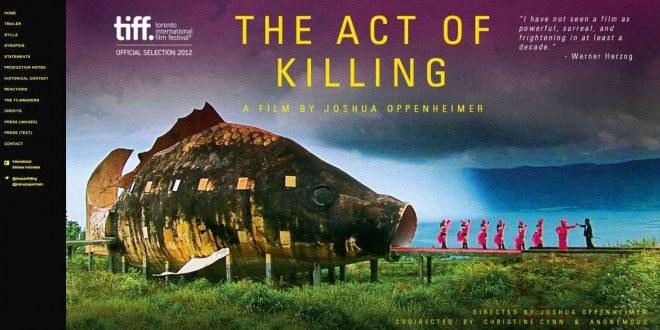 Review: The Act of Killing