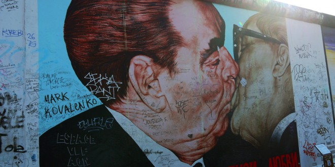 Berlin Wall to be Torn Down for Luxury Flats