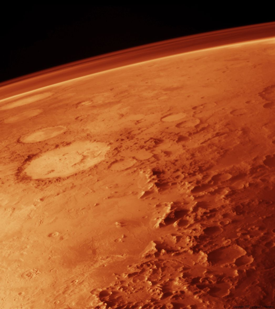 The Mars One Project: A One Way Ticket to Space