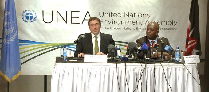 UNEA: from economic to sustainable development