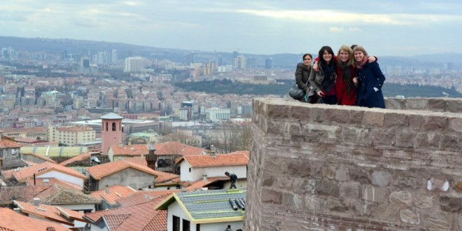 Studying Abroad: TURKEY