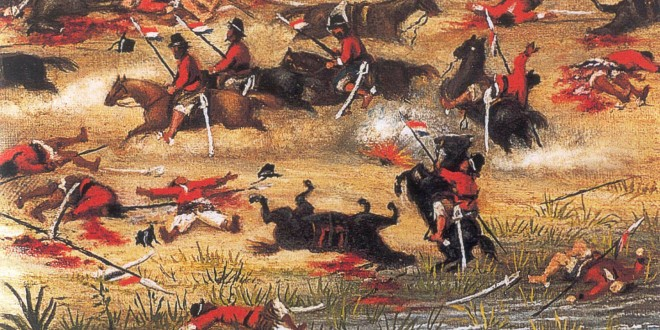 The Unnoticed War of 1864