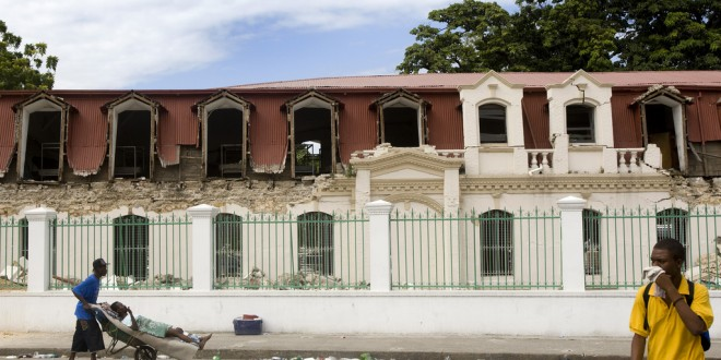 Haiti: After the Earthquake