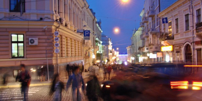 Studying Abroad: UKRAINE 3