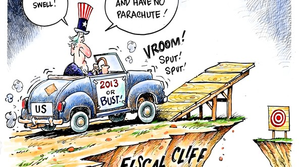 Looking Down the Fiscal Cliff