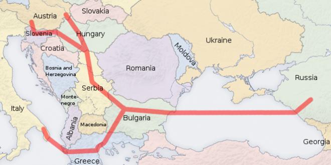 Bye Bye South Stream