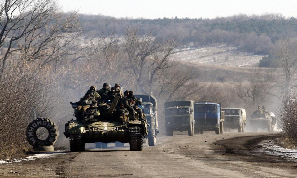 Move over the Donbass, new fault lines are in sight.