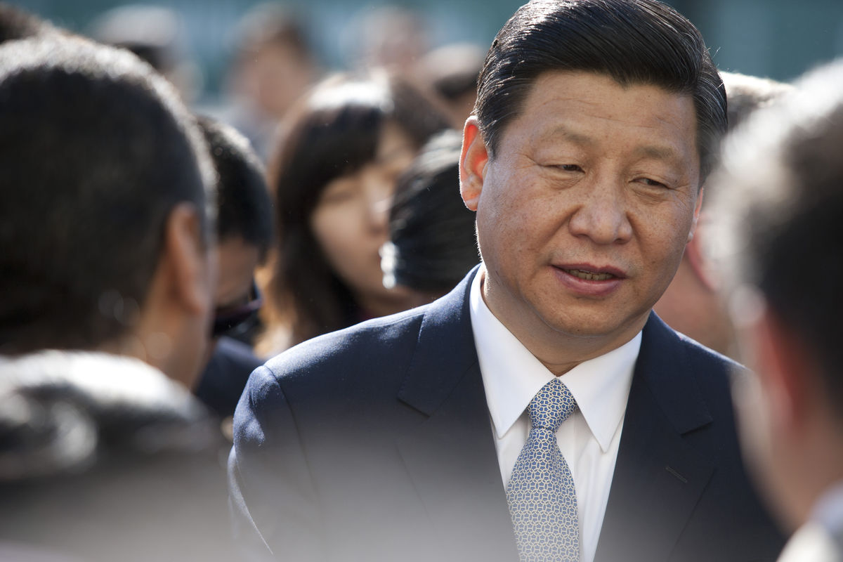 Xi's Fight Against Corruption: A Hoax?