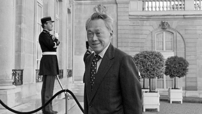A Tribute to Lee Kuan Yew