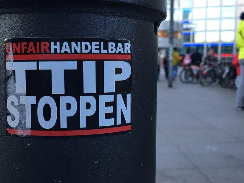 TTIP approaches