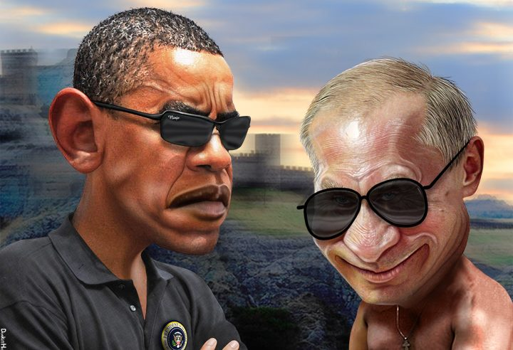 Sanctions vs. Sanctions: Poking the Bear?