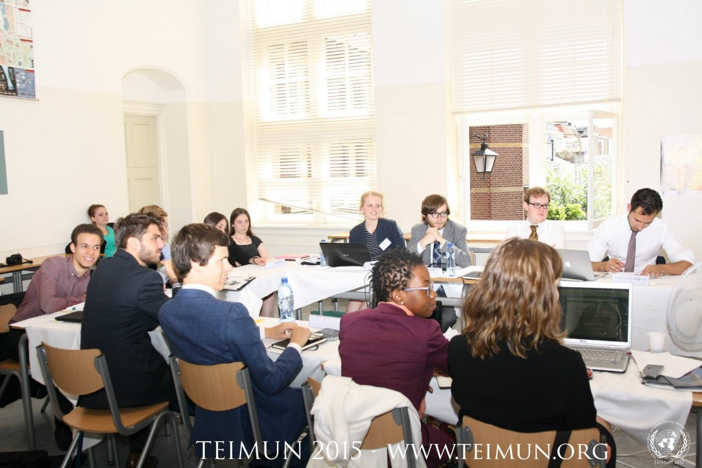 Photo 5 - Council session