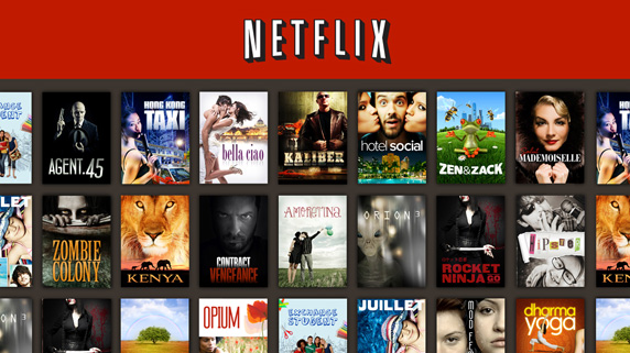 No Netflix in Indonesia