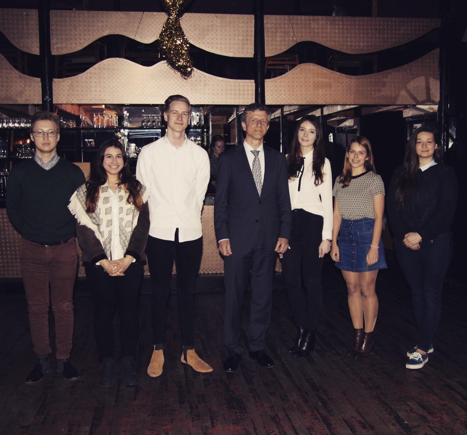Checks&Balances Committee and the Lithuanian Ambassador
