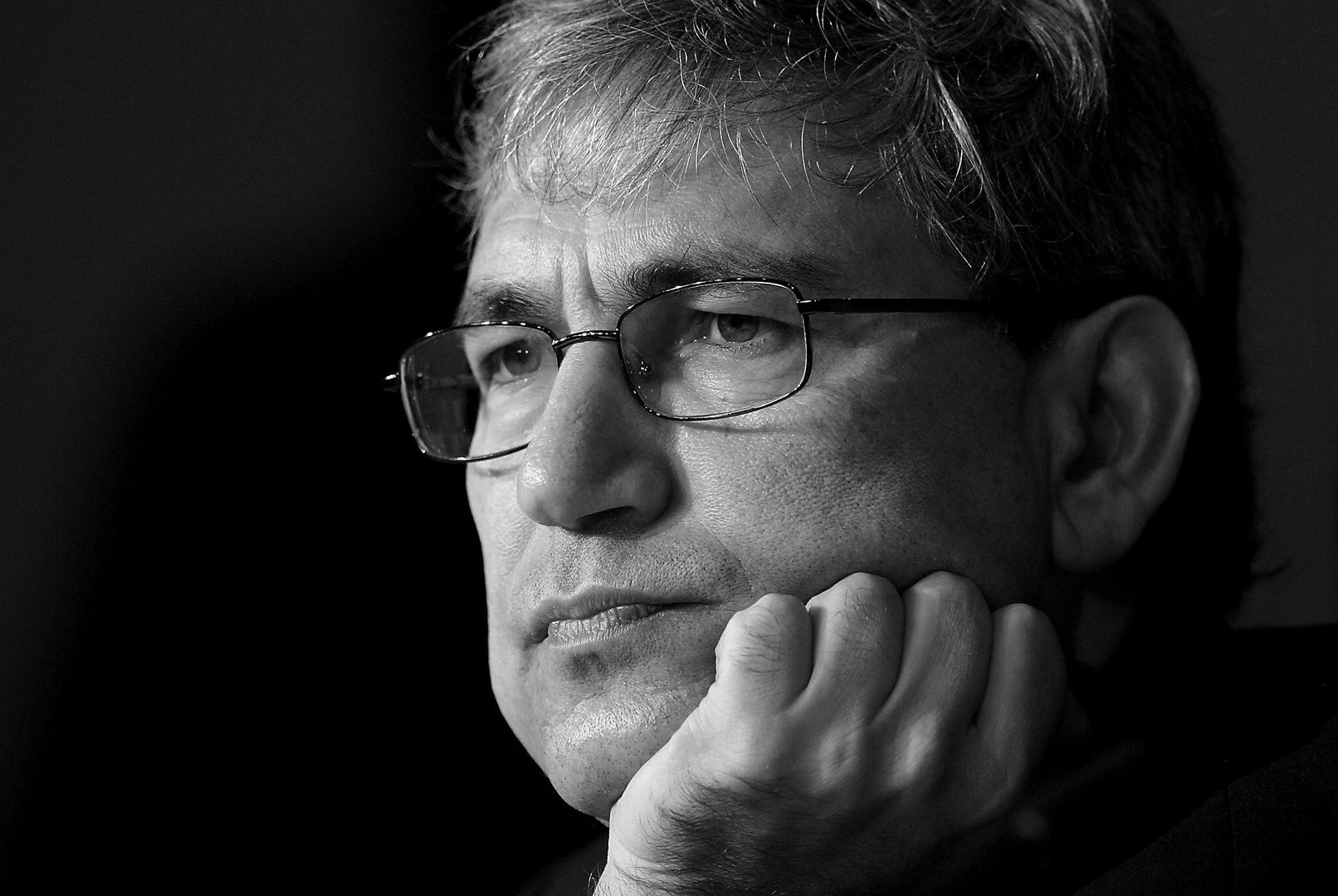 orhan pamuk essay Since you're annoyed at how this blog looks all of a sudden, why not go read an essay i posted at the valve this morning the essay is here if the atmosphere over.
