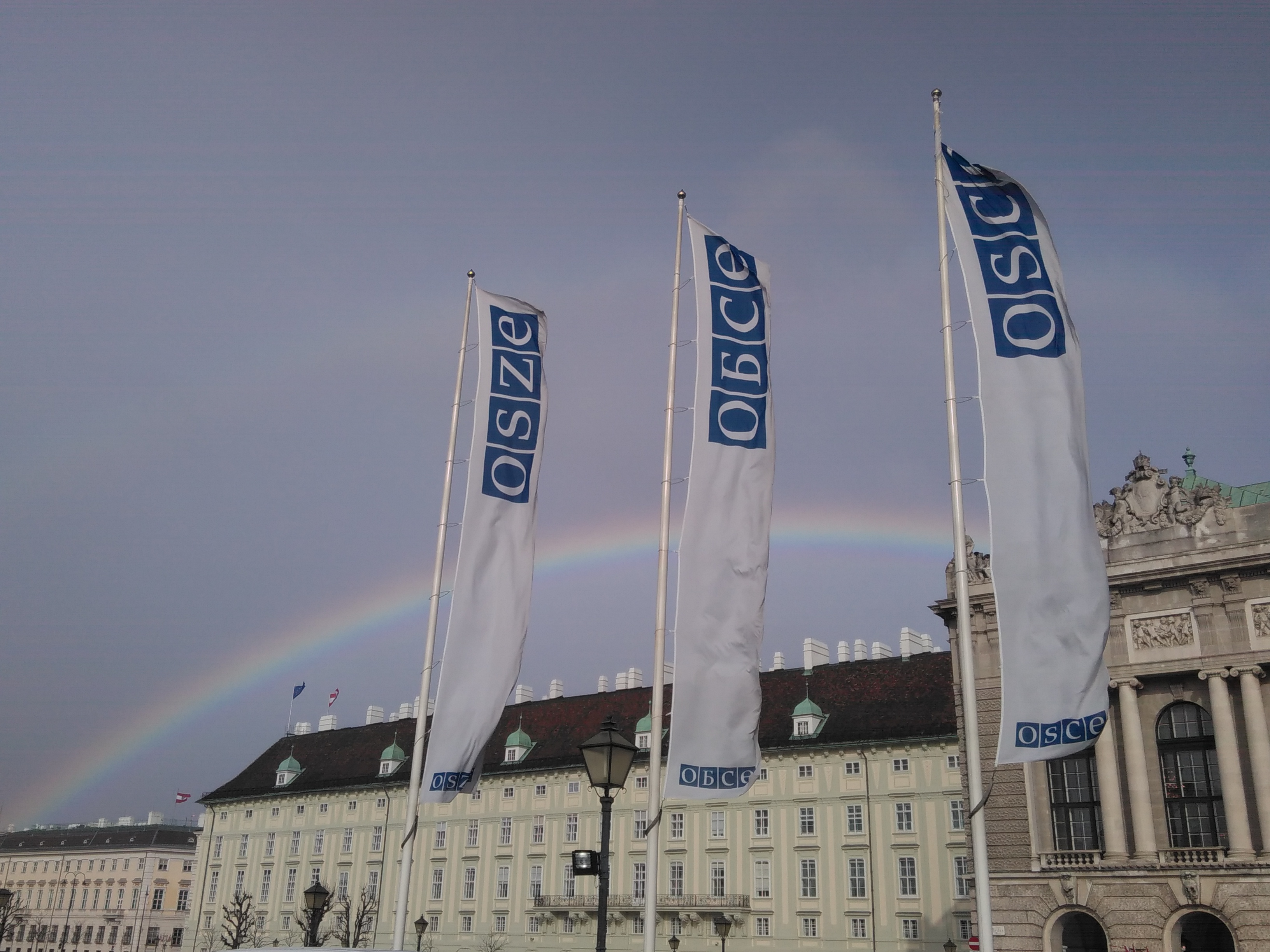 The OSCE – a Victim of Its Own Legacy
