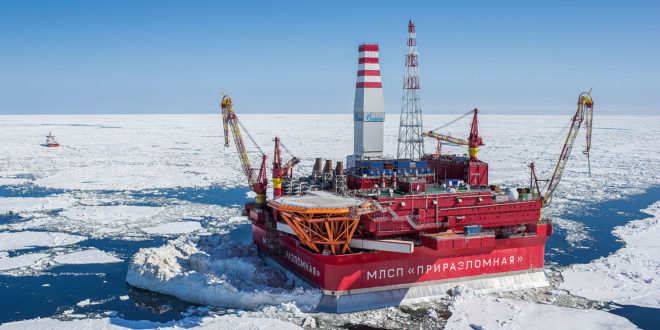 Cooperation & Competition in the Arctic Circle