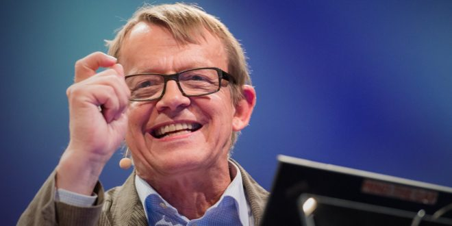 Hans Rosling – The fundamental hole in media coverage