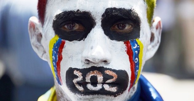 The Fall of Venezuela