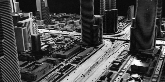 Urban design essay