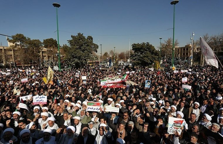 It's the Economy, Stupid: Rising Food Prices Provide Impetus for Protests in Iran