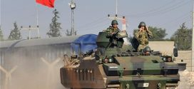 Turkey's Military Invasion in Northern Syria
