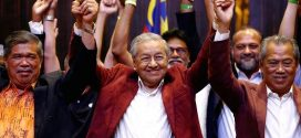 Malaysia's 92-Year-Old Comeback Kid, Mahathir Mohamad