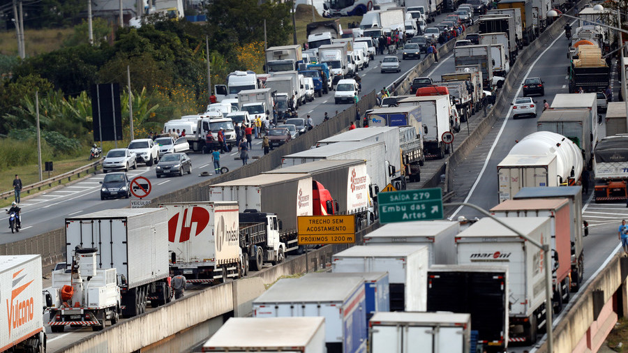 How Truckers' Protest Brings Change to Brazilian Politics