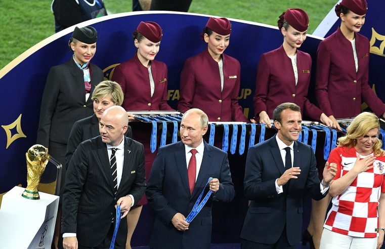 One Ball to Unite Them All – Politics of the FIFA World Cup