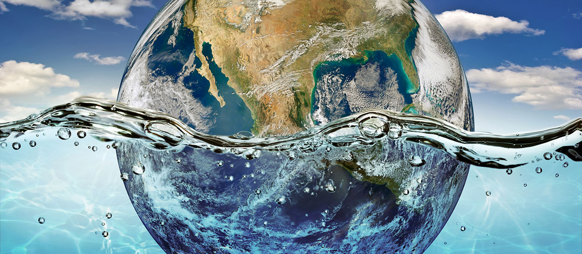 The Pacifying Flows of Virtual Water