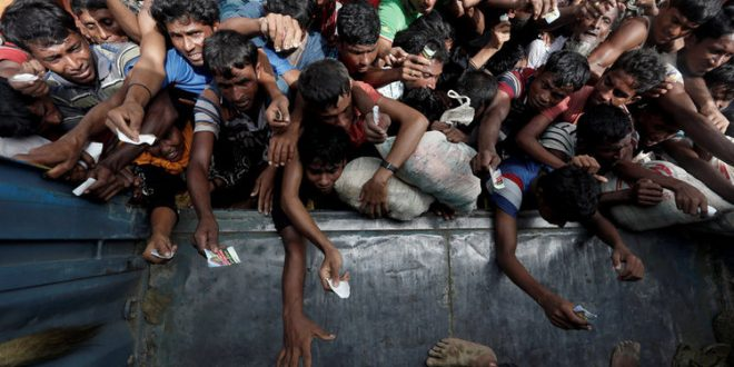Rights and the Rohingya