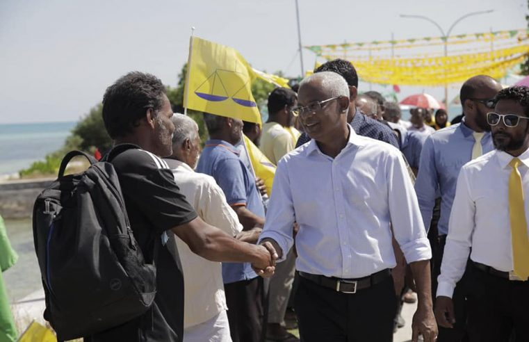 Dhivehin Dilemma: The Story of Revived Maldivian Democracy and Indian Ocean Power Politics