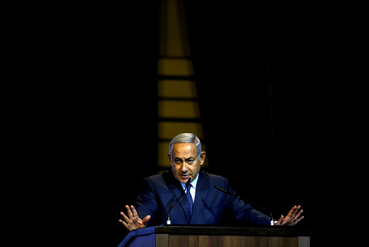 Netanyahu's Year: Navigating a Political Minefield
