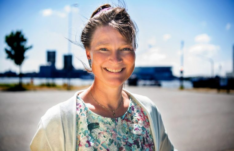 """You do not Need Billions of People to Achieve Change"" Interview with Marjan Minnesma"