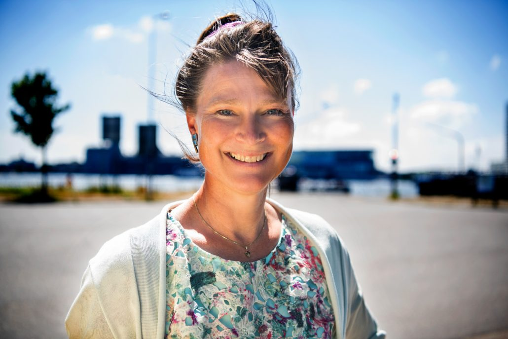 """""""You do not Need Billions of People to Achieve Change"""" Interview with Marjan Minnesma"""