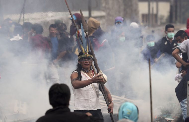 Power of the People: Ecuadoran Indigenous Movement Strikes Deal to Cancel Austerity Package