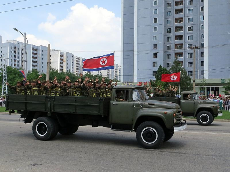 Still Fired Up: North Korea Continues Missile Testing in Trying Times