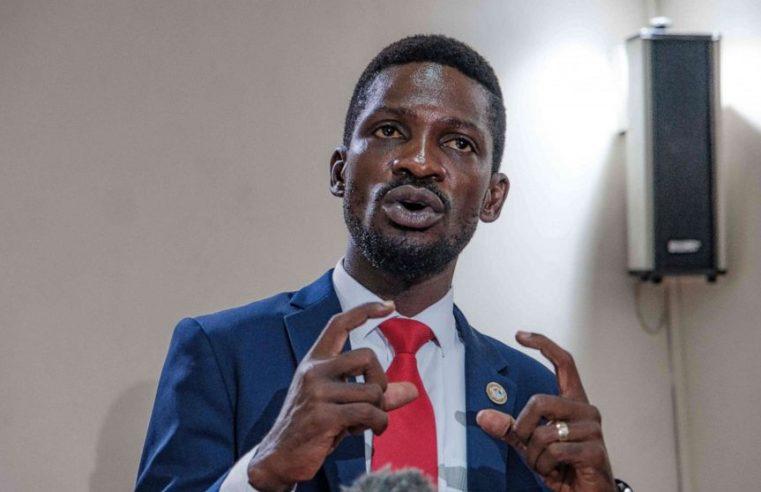 Uganda's opposition leader arrested during protests