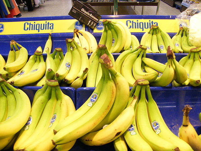 Bananas and their Political Influence: The Dark History of Chiquita