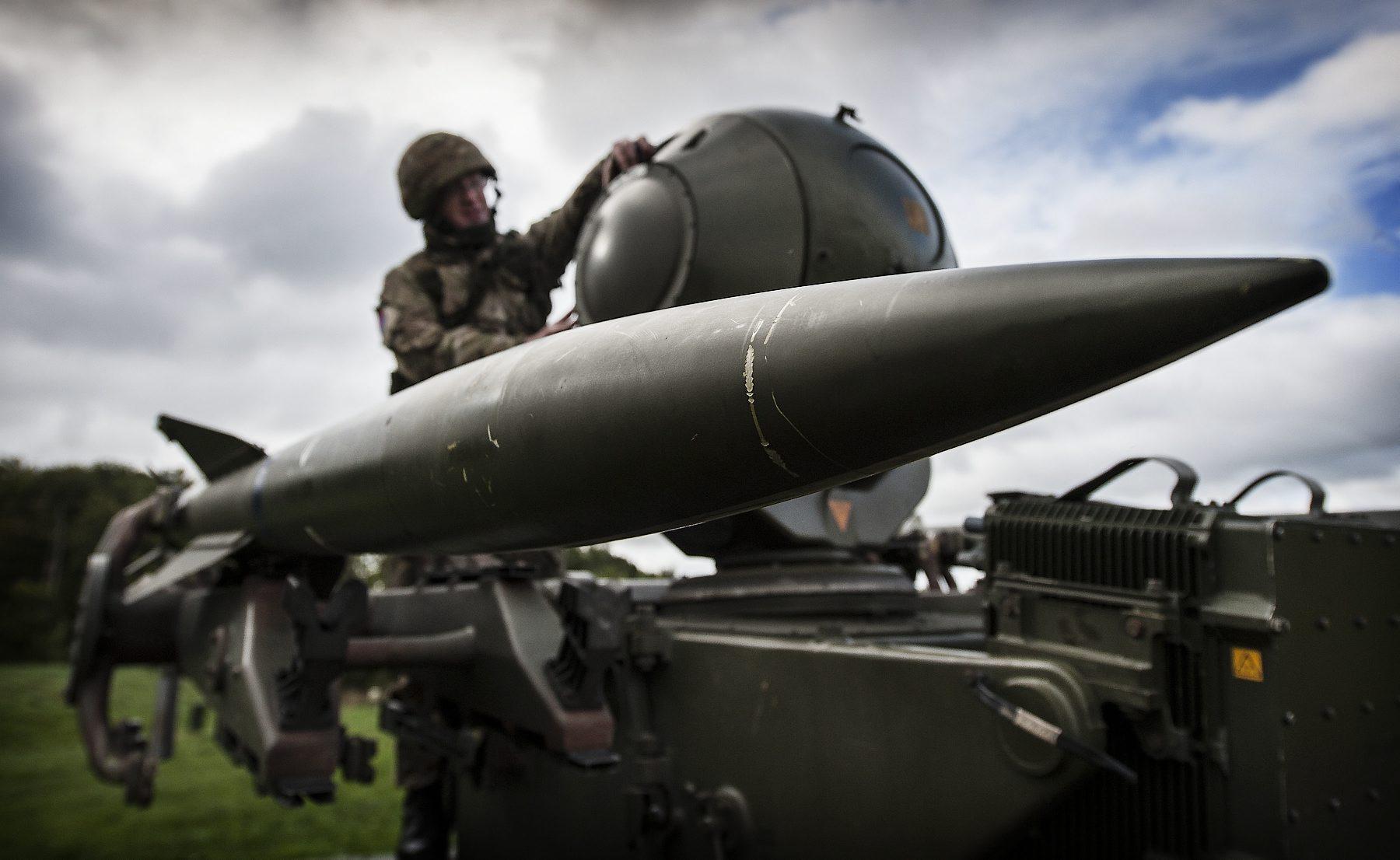 NATO – Defensive or Offensive?