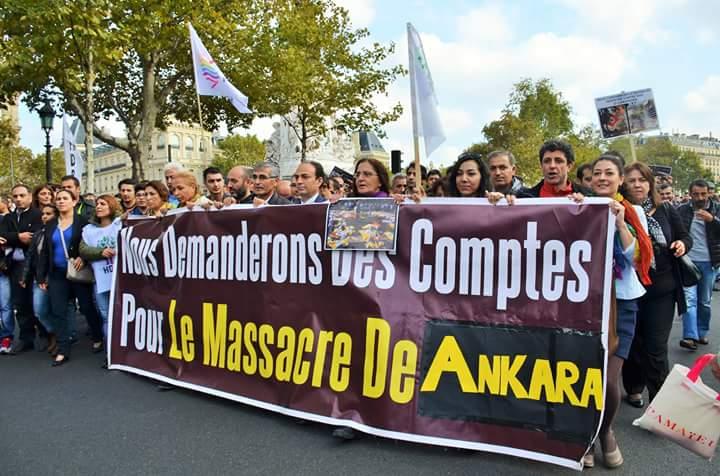 Kamikaze in Ankara