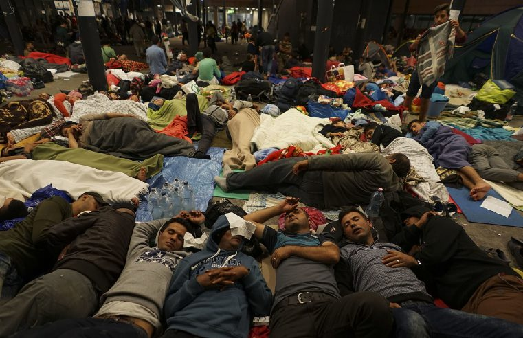 Achieving Solidarity amongst the EU Member States in the Syrian Refugee Crisis