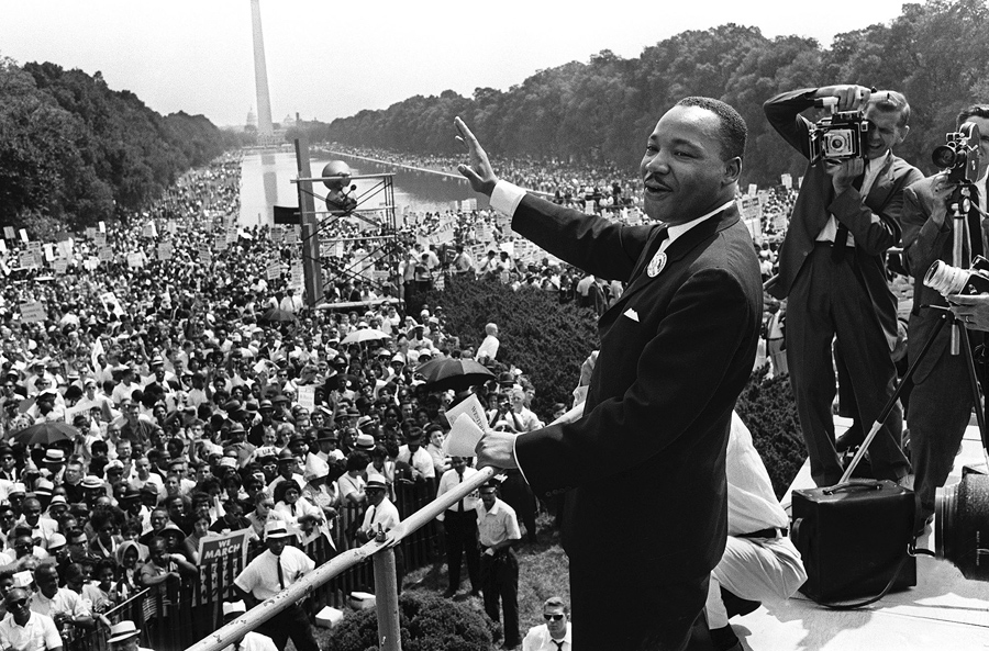 How Martin Luther King Almost Didn't Have a Dream