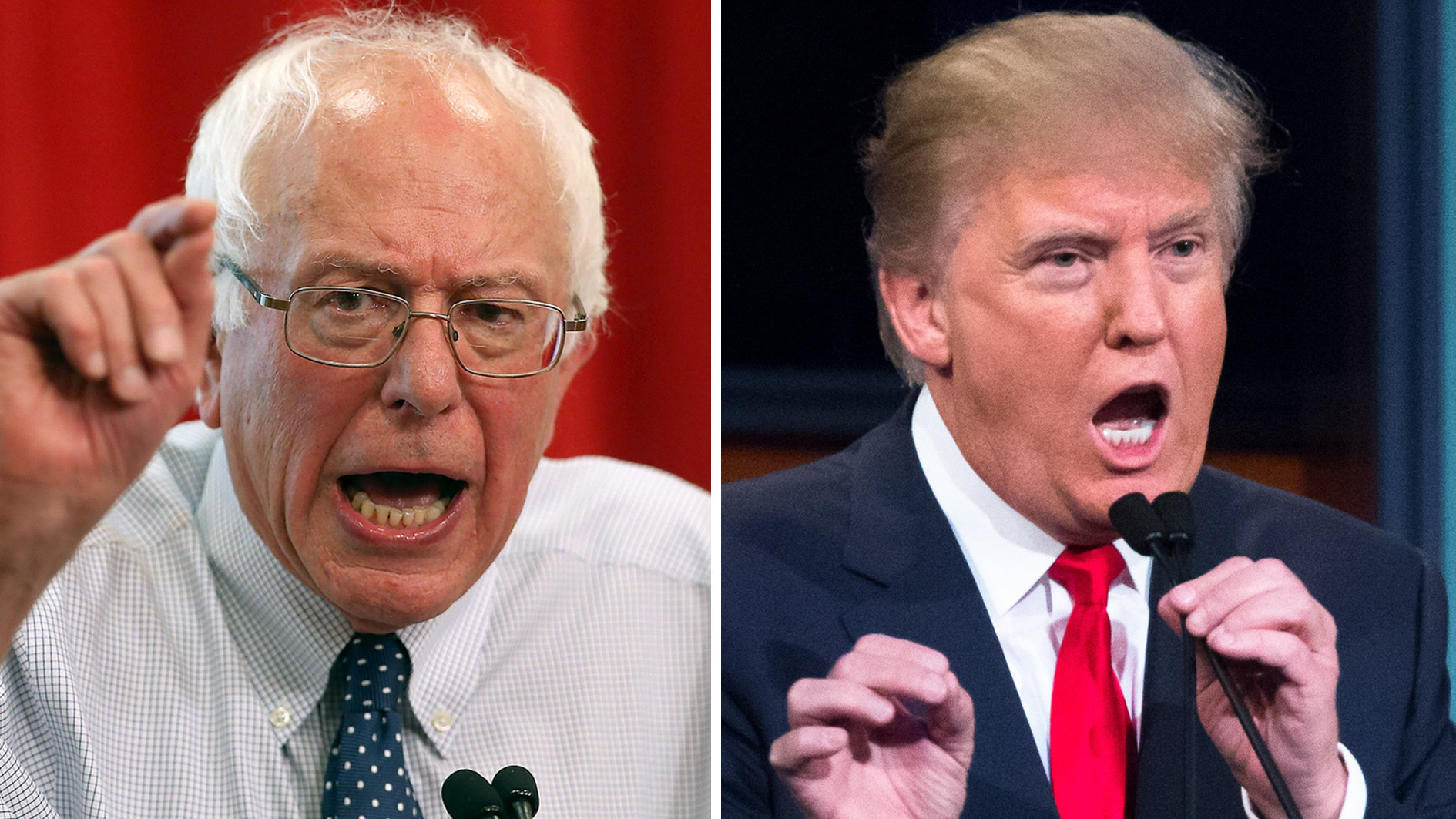 Lessons from Laclau: Are Donald Trump and Bernie Sanders Populists?