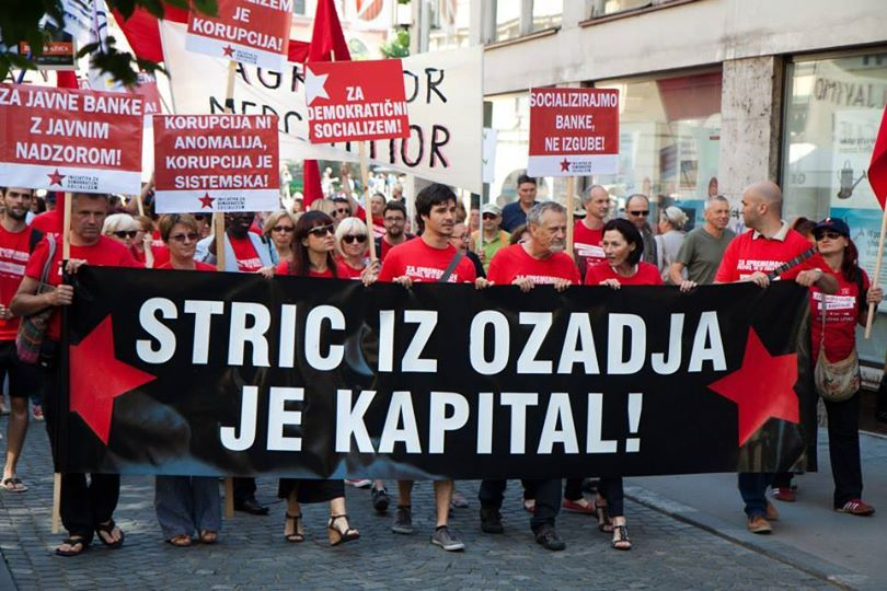 The European Left: All Eyes On Slovenia